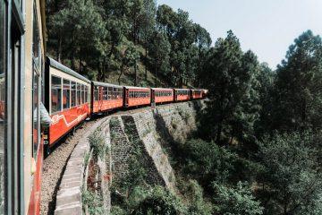 indian railways' train